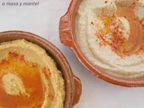 Hummus Mutabal